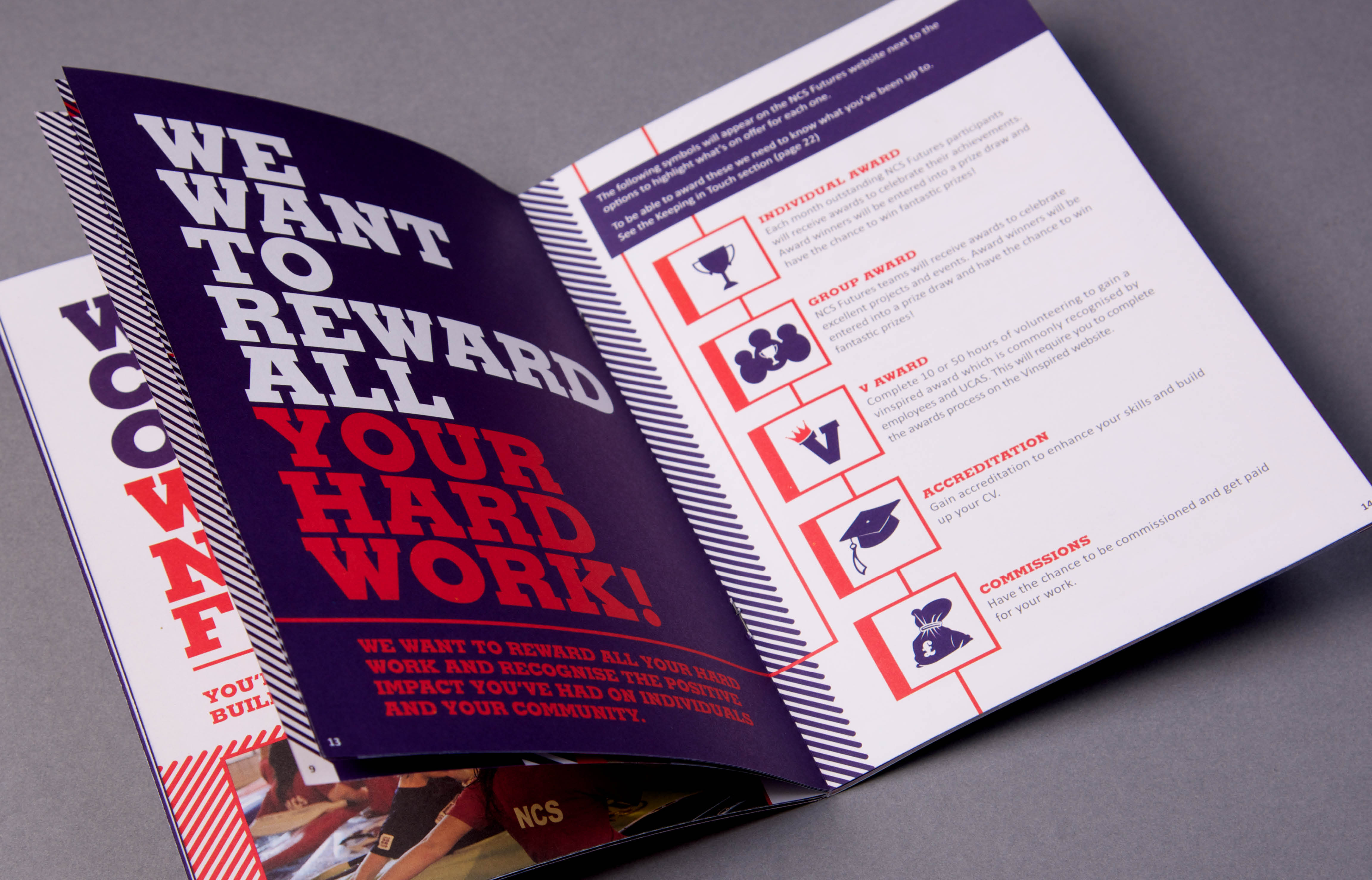 Graphic Design for Print - A5 Brochure Design