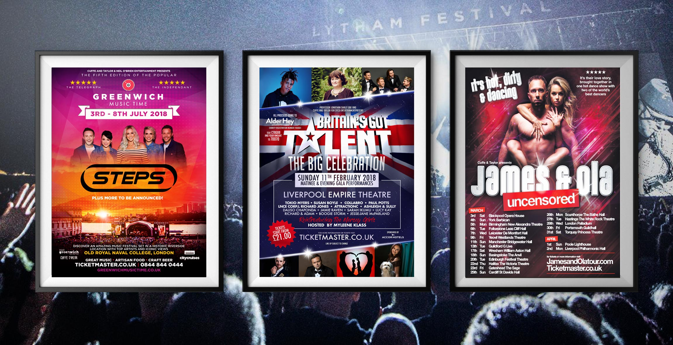 Event Posters