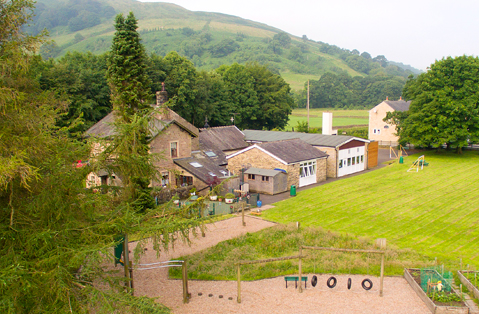 Thorneyholme School