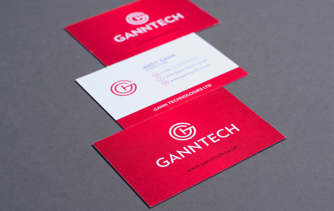 Business Card Design Lancashire