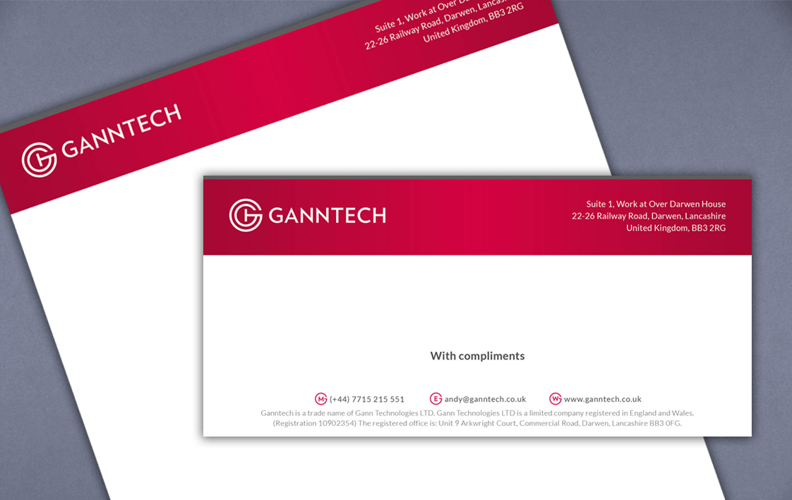 Business Stationery Design Lancashire